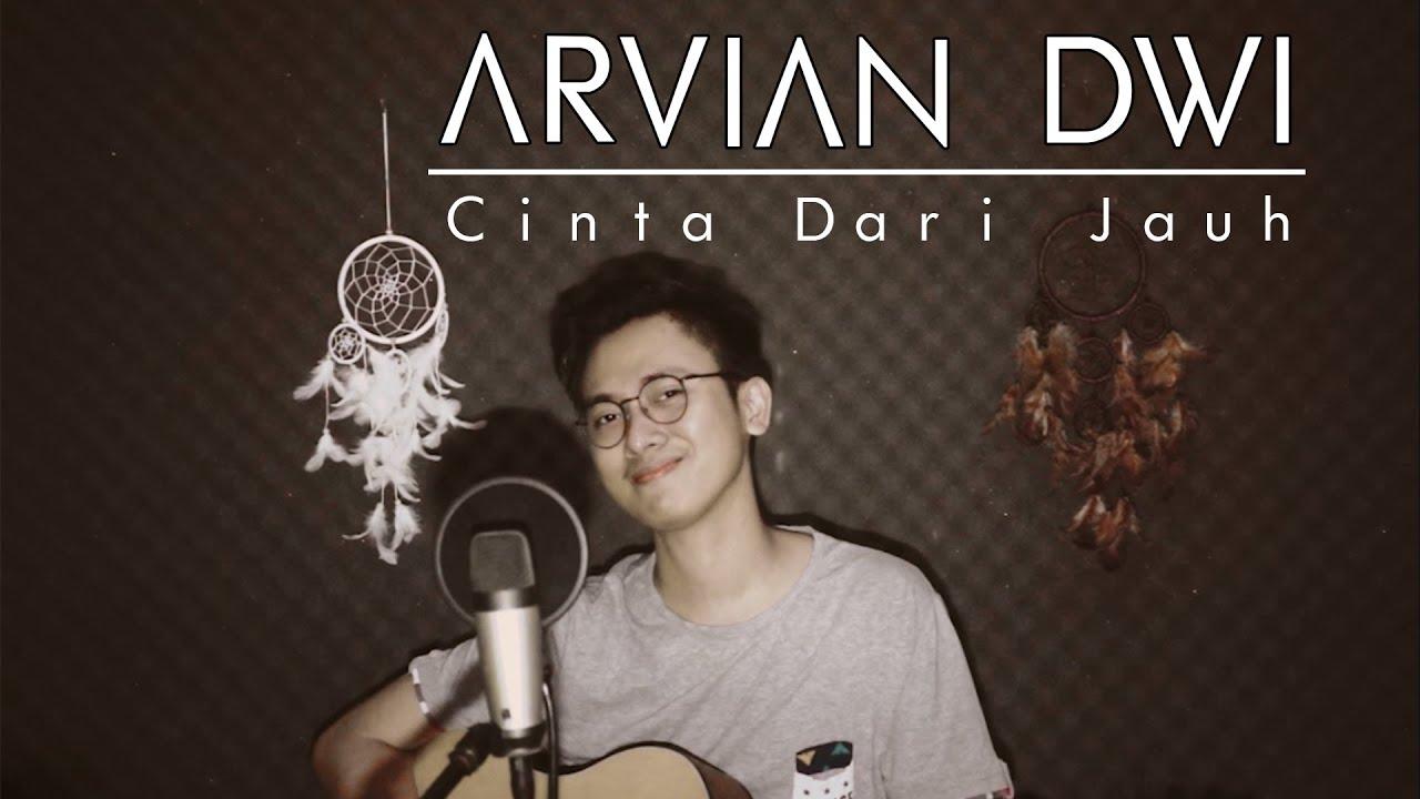 Cinta Dari Jauh Cassandra Arvian Dwi Cover Lyric Youtube