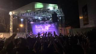 All I Want | Kodaline Live in Singapore 13 August 2015