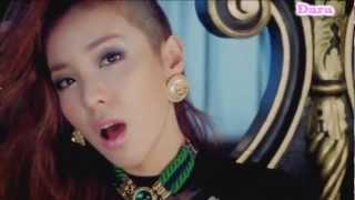 2NE1 투애니원 - i love you (Dara 산다라 ダラ version)+instrumental DL link