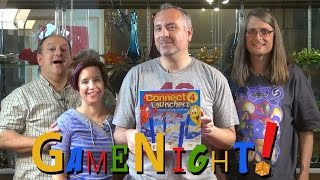 Connect 4 Launchers - GameNight! Se2 Ep22