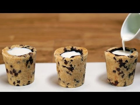 Download Milk and Cookie Shots Recipe | Eat the Trend Pics