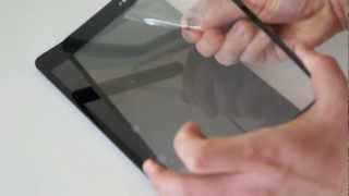 Spigen GLAS for Apple iPad Mini Review (Glass Screen Protector)