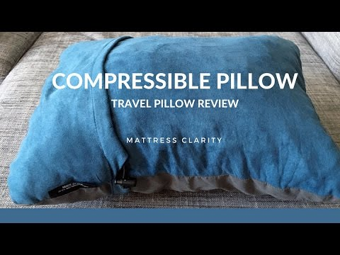 Compressible Pillow Review