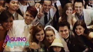 Who attended Karylle-Yael wedding?
