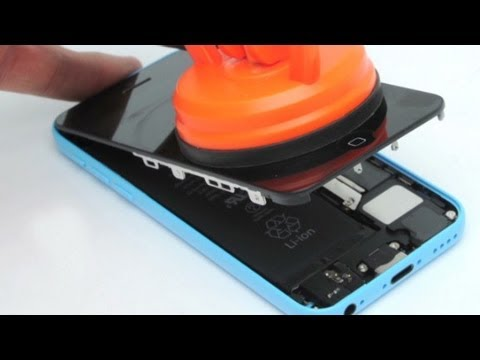 What it costs Apple to make the iPhone 5C
