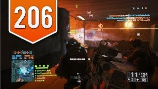 BATTLEFIELD 4 (PS4) - Road to Colonel - Live Multiplayer Gameplay #206 - AEK-971 IS BACK!