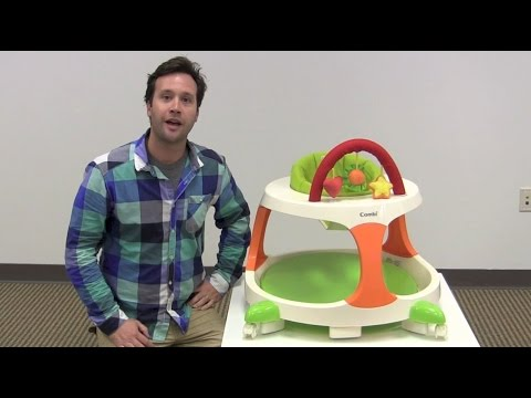 Combi Go and Grow Baby Walker, Table & Chairs Review by zSeek