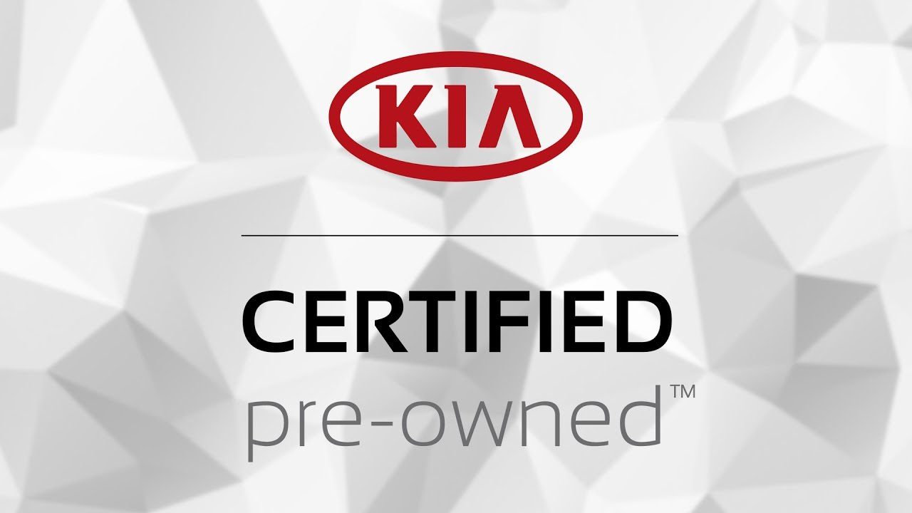 Kia Certified Pre-Owned >> Kia S Certified Pre Owned Program All You Need To Know