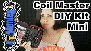 Обзор набора инструментов Coil Master DIY Kit Mini