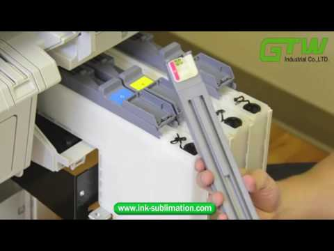 How To Refill The Ink Cartridge Of Epson Surecolor F Series Printer?