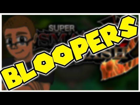 Super Smash Flash 2 Bloopers