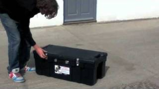 Gorilla On Wheels Storage Trunk - Top Of The Range