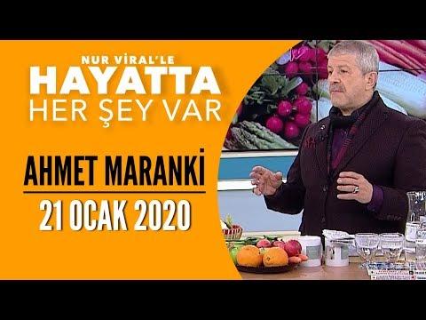 Hayatta Her Şey Var 21 Ocak 2020 / Ahmet Maranki