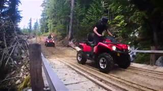 First ATV | GoWhistler x HITCASE
