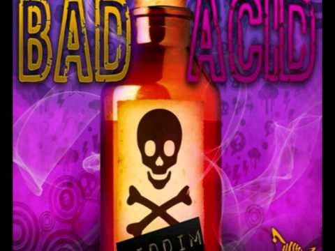 DJ ENDLEZZ - Bad Acid Riddim Mix (Di Genius Records)