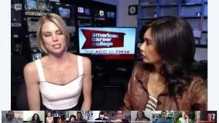 FOX 11 Google+ Hangout: Brooke Burns Talks A Sister's Revenge