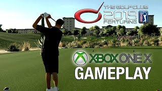 The Golf Club 2019 Xbox One X Gameplay  Pga Tour Tpc Scottsdale