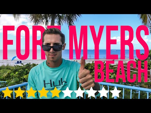 Official Beach Review Of Fort Myers Beach Florida