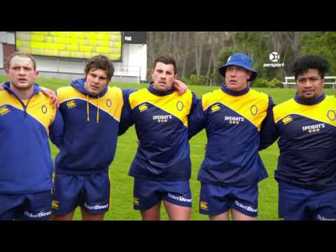 ITM Cup: Day in the life of Otago rugby player Adam Knight | SKY TV