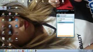 Como Jogar FM 08 online
