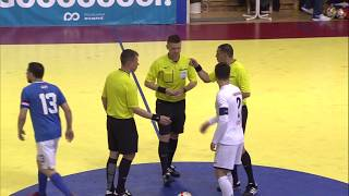 FUTSAL DINAMO vs NOVO VRIJEME APFEL 3:6 (druga utakmica, polufinale, 1. HMNL 18/19)