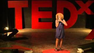 تواضعوا، تعلموا، ثم تكلموا : Bouchra IJORK at TEDxTiznit