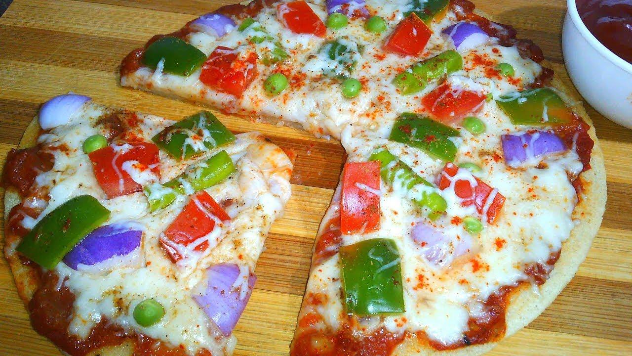 Image result for पिज्जा हट का पिज्जा छोड़ इस संडे घर पर बनाएं ये पिज्जा