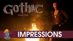Gothic Remake Playable Teaser Impressions