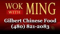 Chinese Food Gilbert AZ - Wok With Ming - 480 821 2083