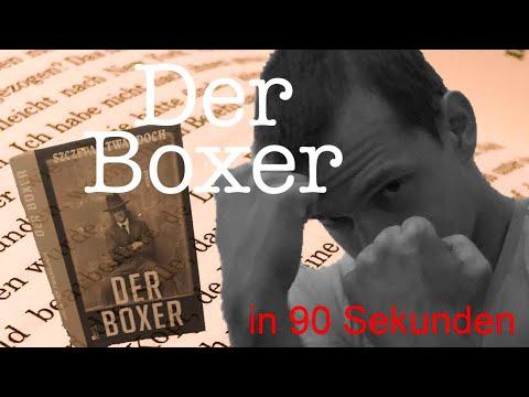 The Boxer YouTube Hörbuch Trailer auf Deutsch