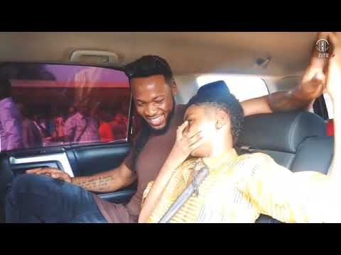 See How Flavour And Liberian Blind Boy Were Treated Like Kings In Liberia