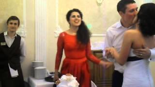 Как мы пробовали торт на свадьбе