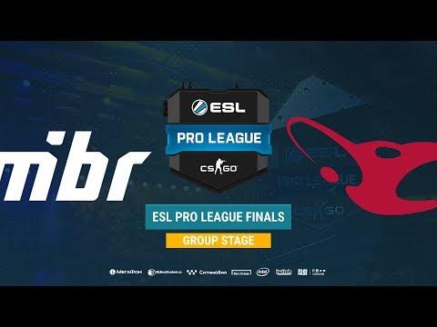 MiBR vs mousesports - ESL Pro League S8 - Map 2
