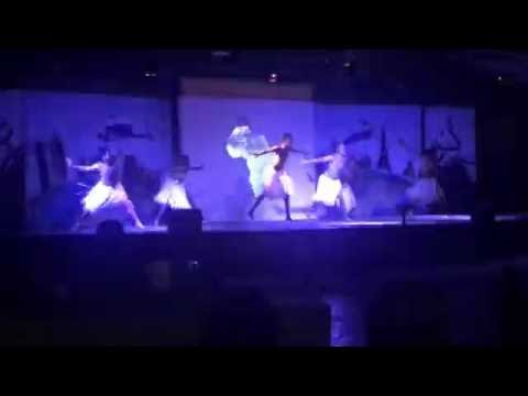 Nour Palace Mahdia - Dance All Around The World - Africa (2016)
