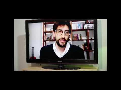 """Entrevista a Santiago Halle en el programa """"ESTO NO ES TV"""""""
