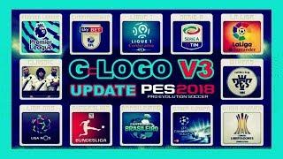 How to get original team logo jersy pes 18 mod complete guide
