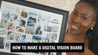 HOW TO SET GOALS AND MAKE A VISION BOARD   12 WEEK YEAR