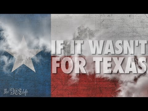 IF IT WASN'T FOR TEXAS - Cover With Hurricane Footage