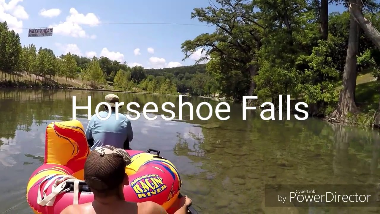 Guide to floating the Guadalupe River from Canyon Lake Spillway to The  Horseshoe