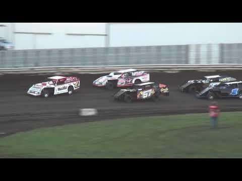 Night 2 Fall Extravaganza 2017 Modified Heats Lee County Speedway 10/8/17