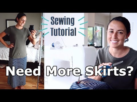 Modest Mennonite Sewing Ideas  | THRIFTED CLOTHING UPCYCLE | Lynette Yoder