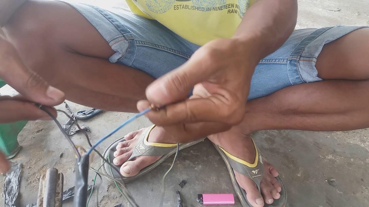 Rangkaian Kabel Body Supra Fit New