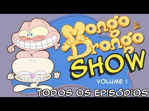 mongo-e-drongo-show---todos-os-episódios---46-minutos-de-desenho-animado---coleção-volume-1
