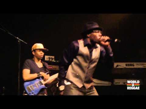 Shabba Ranks live at Reggae Geel 2012 - Belgium (August 3, 2012)