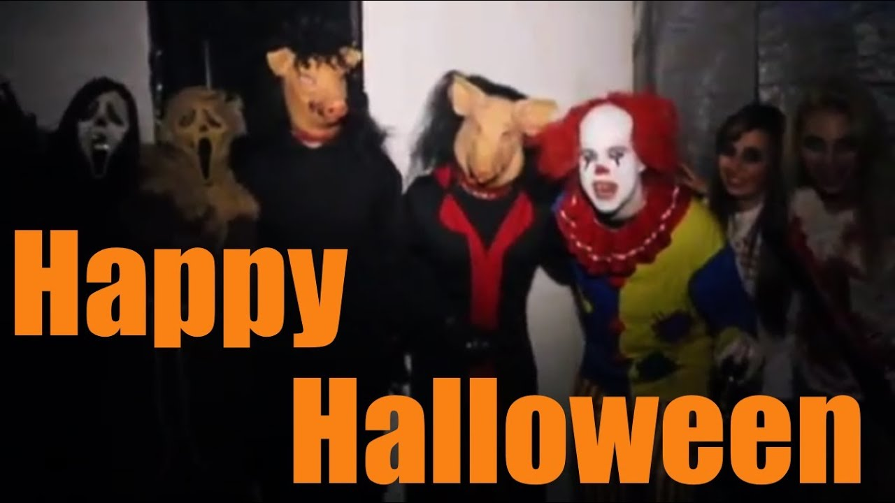 The Making Of An Amazing Homemade Haunted House - Halloween News ...