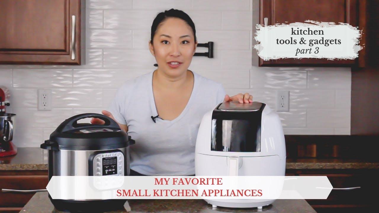 My Favorite Small Kitchen Appliances Youtube