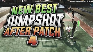 NEW BEST JUMPSHOT IN NBA 2K19 AFTER PATCH 4