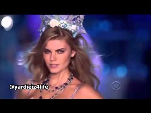 Maroon 5 Moves Like Jagger   Victorias Secret Fashion Show 2015 Live Performance
