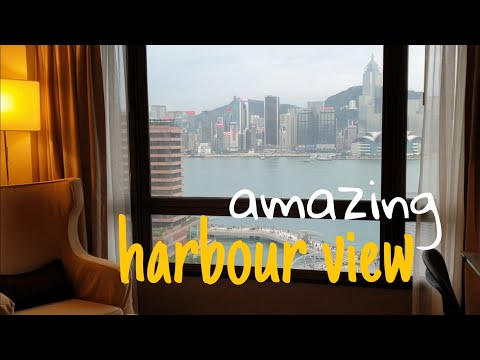 Sheraton Hotel Hong Kong | Victoria Harbour View Suite Room For Staycation