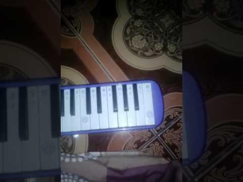 Marshmello-Alone Tutorial Pianika-Cover Tondy Hs